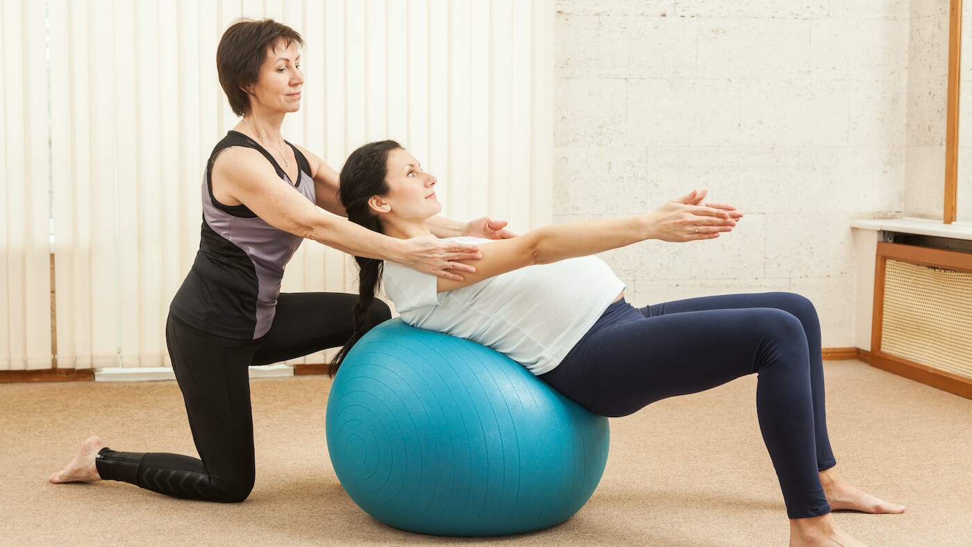 Back Pain During Pregnancy Can Be Difficult - Physical Therapy Can Help